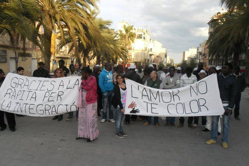 foto 11 marxa contra el racisme